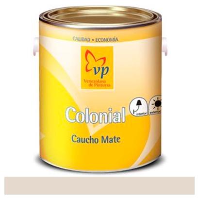 Pintura de caucho marca vp colonial 1 galon color marfil - Pintura color marfil ...