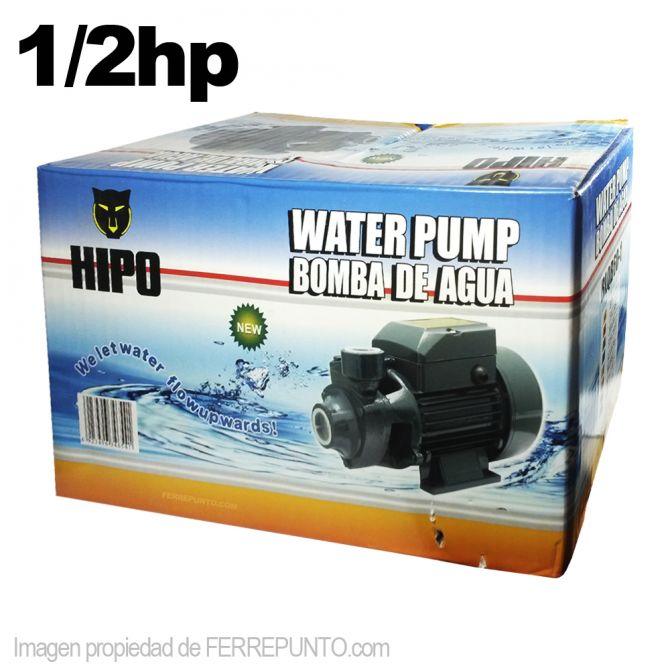 Bomba de agua de 1 2 caballo marca hipo en for Marcas de bombas de agua