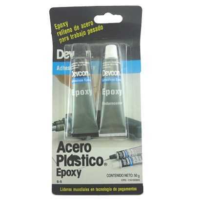 Pegamento acero plastico marca devcon en - Pegamentos para plasticos ...