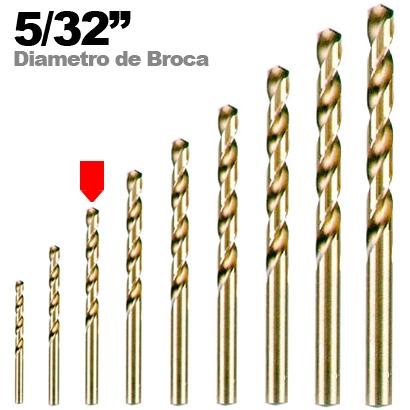 Broca 5 32